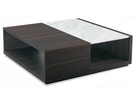 Modern Furniture Table Class Coffee Table By Poliform Design Matteo Nunziati