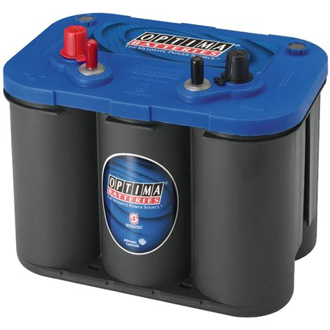 optima boat battery optima group 34 34m 12v 1000 marine ca 800cca marine