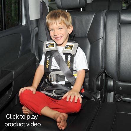 child harness car seat vest, booster seat alternative