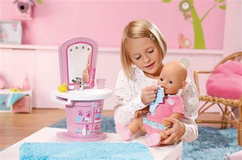 baby born waschtisch zapf creation 819241 baby born interactive waschbecken