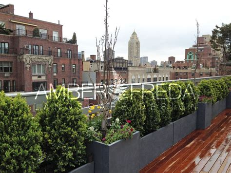 Planters Nyc by Nyc East Side Terrace Garden Design Freda