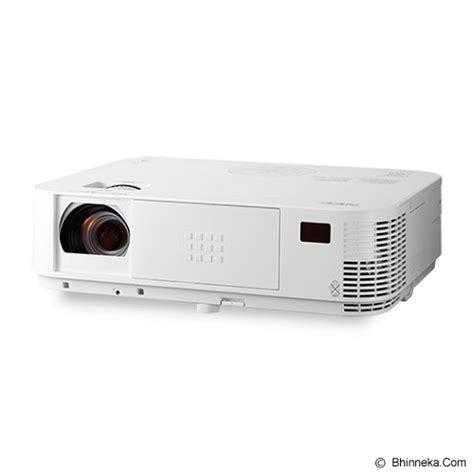 Proyektor Nec jual proyektor seminar ruang kelas sedang nec projector m363xg harga murah review fitur