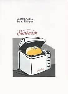 Sunbeam Bread Machine Manual 5833 New Sunbeam Oster Bread Maker Machine Belt 5811 5833 5834