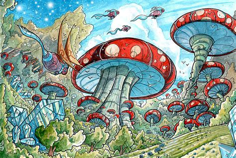 best psychedelic mushrooms psychedelic drawings www pixshark images