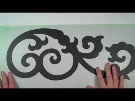 17 best images about cricut wall art on pinterest vinyls episode 192 wall art using the cricut youtube
