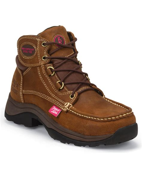 casual work boots for tony lama s saddle tonk 3r casual waterproof
