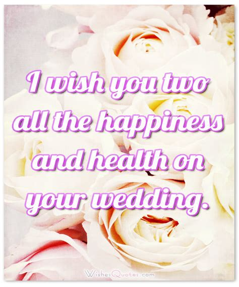 Wedding Wishes Quotes by Wedding Wishes And Heartfelt Cards For A Newly