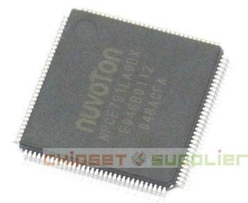 Npce791la0dx nuvoton npce791laodx npce791la0dx tqfp ic chip io chip