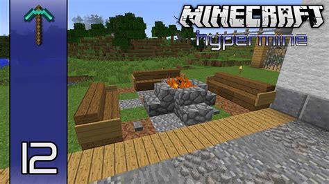 build pit minecraft minecraft hypermine vanilla smp pit e12