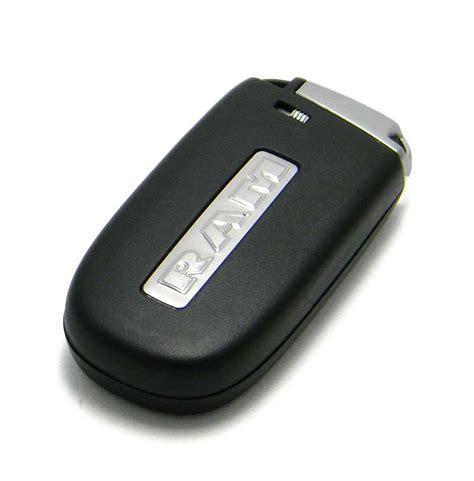 remote start dodge ram 2013 2018 ram truck key fob remote 5 button remote start