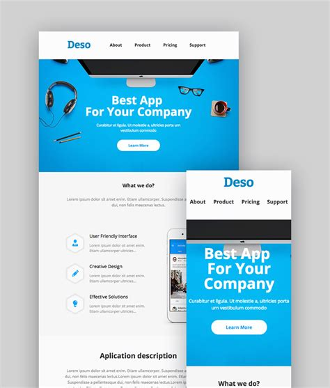 best newsletter design best mailchimp templates to level up your business email