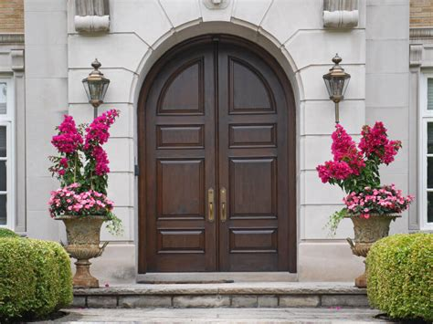 Front Door Flower Arrangements 59 Front Door Flower And Plant Ideas