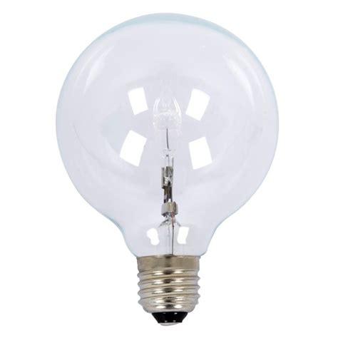 Halogen L L 18w E27 230v Halogen Energy Saver D125 Globe Centro