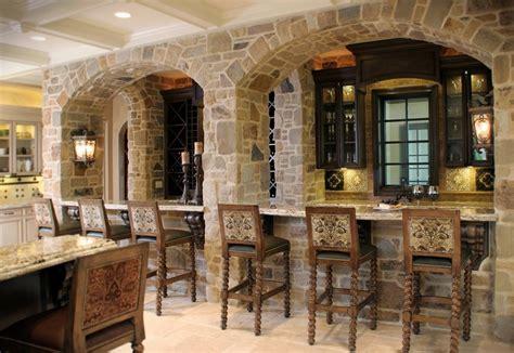 Kitchen Island Ideas Pinterest kitchen medieval style stone archways and antique furniture