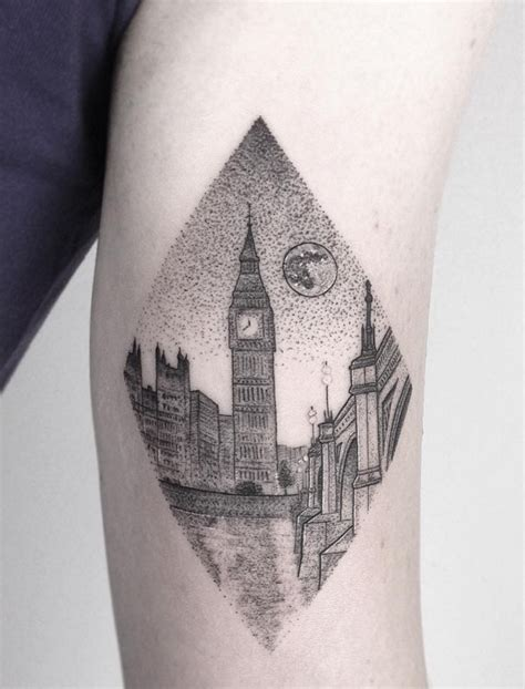 21 pointillism tattoos for ink inspiration ink