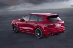 Porsche 2015 Cayenne 2015 Porsche Cayenne Gts Unleashed Speed Carz