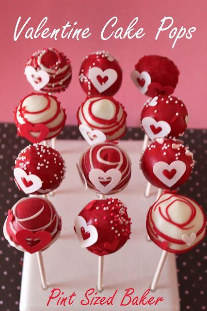cake pops valentines cake pops