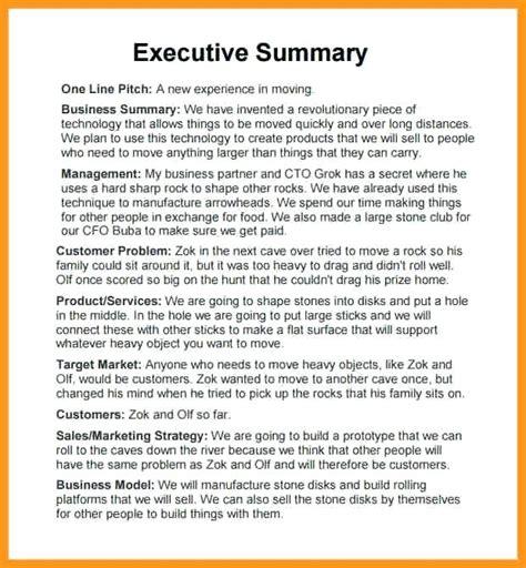 great resume executive summary exles resume executive summary exle resume executive summary statement sle resume executive