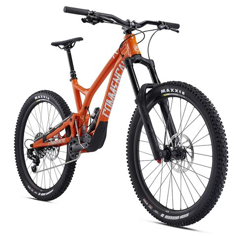 commencal supreme commencal supreme sx 180mm all mountain bike with hpp