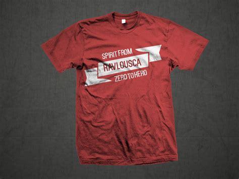 kaos merah just do it 2 djael si mutun my own design for ravlousca