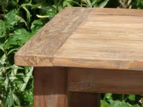 tisch holzplatte file teak tafel oud hout up jpg