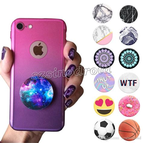 Popsockets Pop Socket Phone Holder Phone Stand Stand Hp Seri 31 2017 53 designs popsockets expanding stand and grip for tablets stand bracket phone holder pop