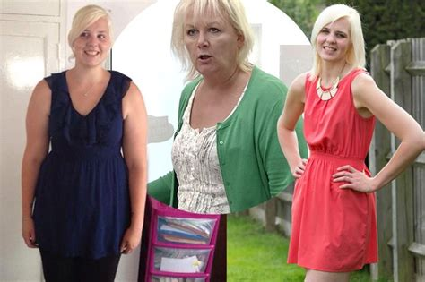 australian actress weight loss frumpy coronation street comparison twice her age led