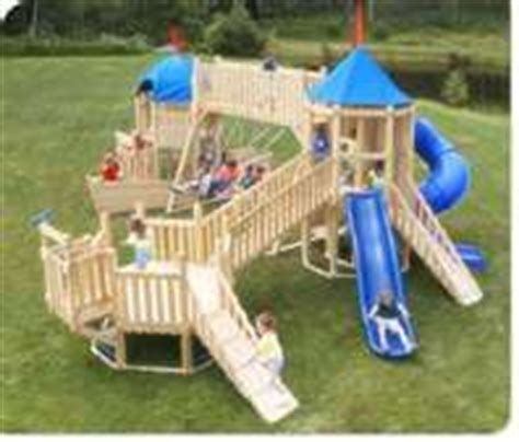 Awesome Backyard Playgrounds by Epic Playhouses On Playhouses Kid Playhouse