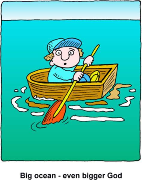 drift boat clipart image god bigger than ocean god clip art christart