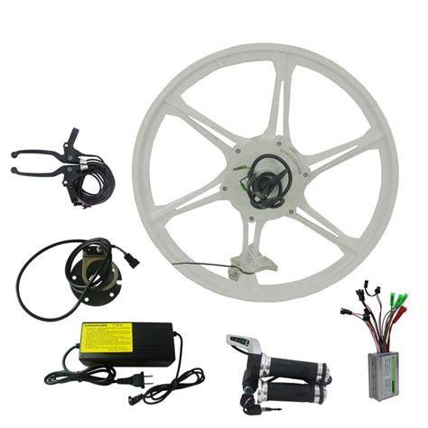 electric motor kit 20 inch magnesium electric bicycle kit shuangye ebike
