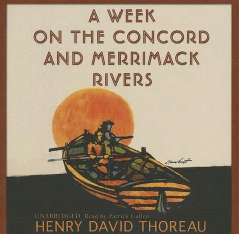 a week on the concord and merrimack rivers books henry david thoreau timeline timetoast timelines