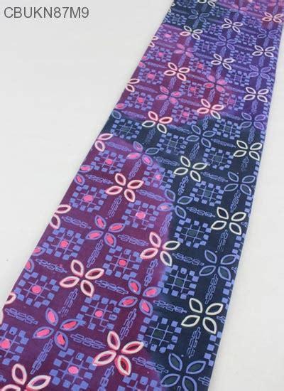 Kain Batik Katun Primis Cap 2 kain batik cap katun motif gradasi kembang kawung kain batik cap murah batikunik