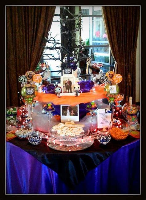 nightmare before christmas san diego candy buffets san