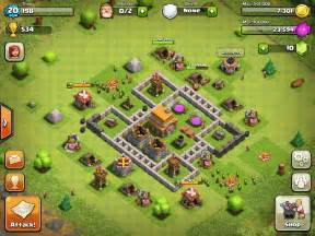 Clash of clans base designs town hall level 5 1337 wiki