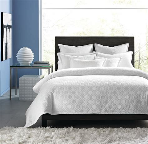 hotel coverlet bedding hotel collection bedding ogee matelasse contemporary