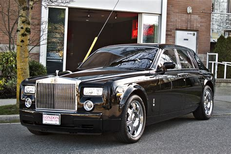 2006 Rolls Royce by 2006 Rolls Royce Phantom Photos Informations Articles