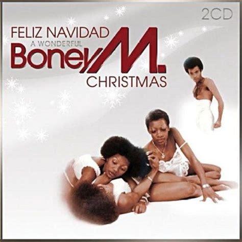 50 boney m feliz navidad a wonderful boney m