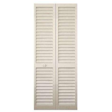 louvered bifold closet doors sizes 32 x 80 bi fold doors interior closet doors the home depot