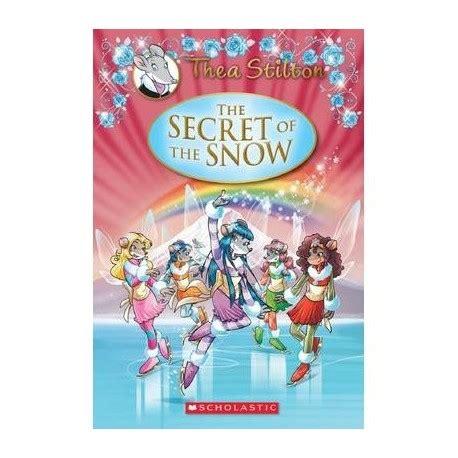 libro the snow sister geronimo stilton