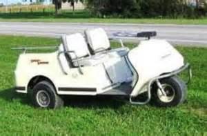 harley davidson amf golf cart car interior design