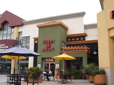 sushi boat san jose sushi boat san jose ca sushi restaurants on