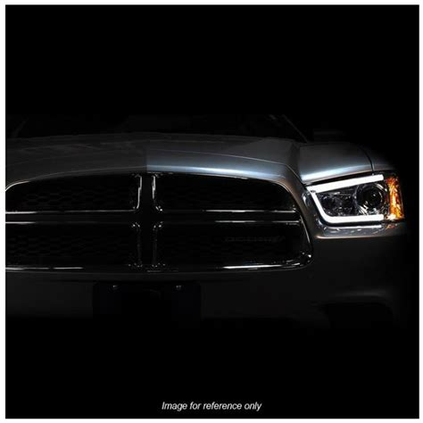 hid xenon 2011 2013 dodge charger non hid model led