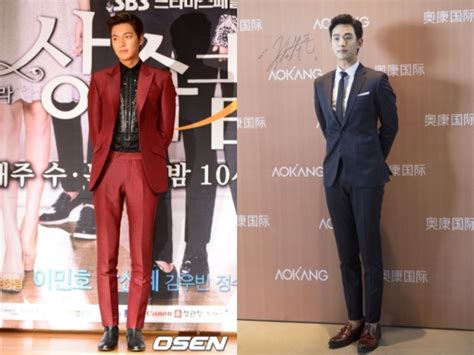 kim soo hyun real height chinese fans of kim soo hyun and lee min ho fight over what