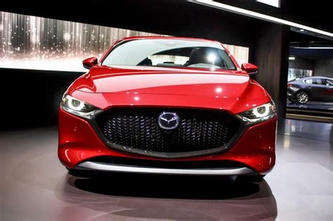 2020 Mazda 3 Images by 2019 Mazda3 Top Speed