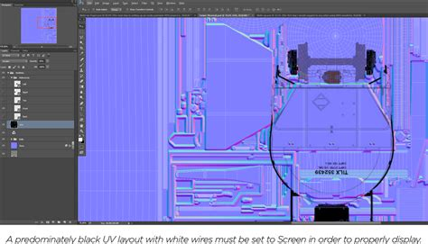 uv layout photoshop quixel scan based pbr texturing in photoshop