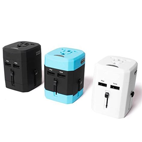 Universal Travel Adapter 4 In 1 Eu Uk Usa With 1a Usb Port loop universal travel adapter 4 in 1 us uk eu au with usb port black jakartanotebook