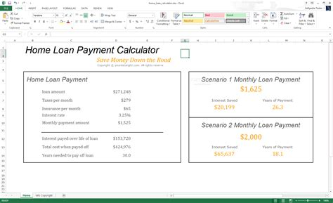 home loan payment calculator incl keygen patch