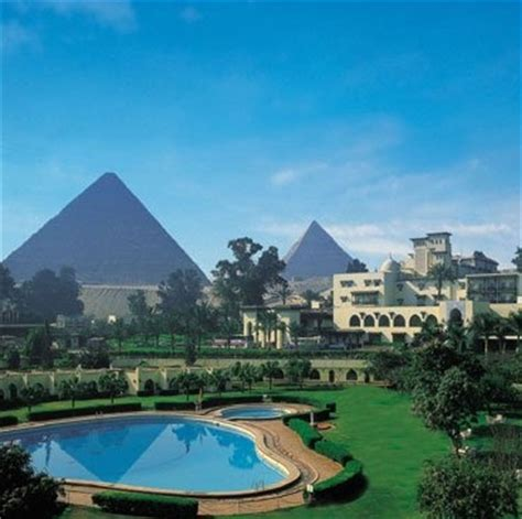 King Hotel Cairo Giza Africa the the mud and on
