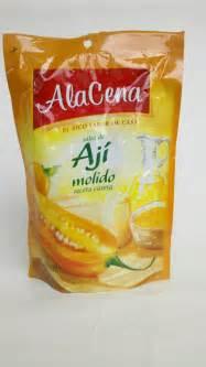 alacena salsa de aji molido aj 237 molido peruvian cooking