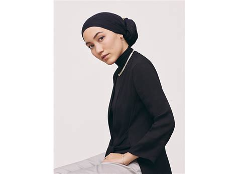 Hana Flare A Line Skirt uniqlo s modest fashion line is launching in canada